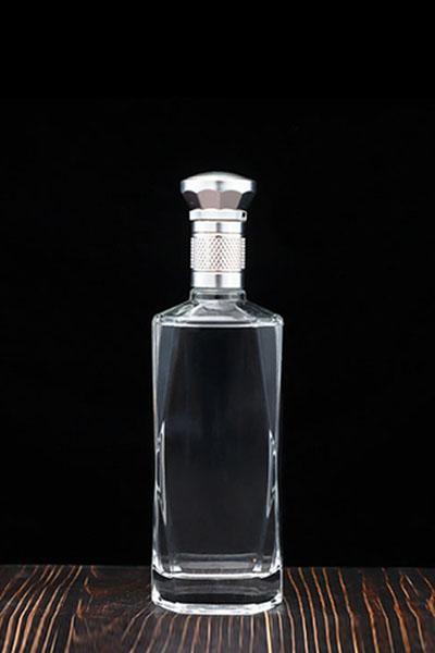 晶白酒瓶- 007