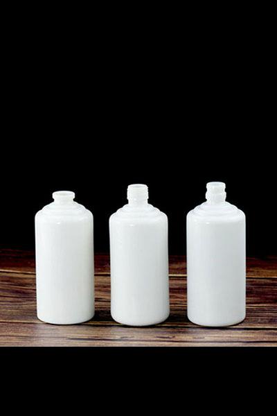 乳白瓶 004